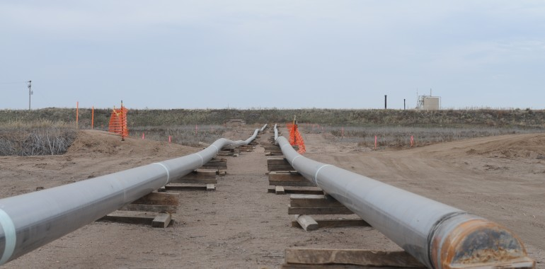 Pipelines and Rights of Way